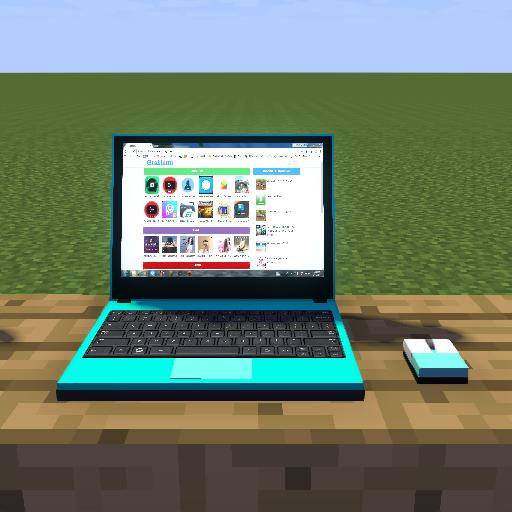 Laptop Potato Rig v.1 - Mine-Imator