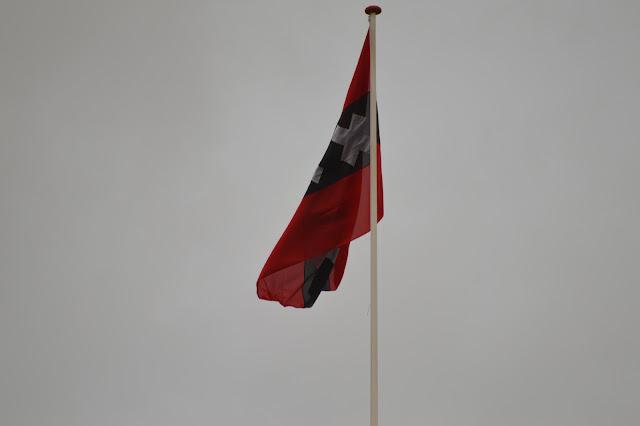 Amsterdam flag - Rijksmuseum