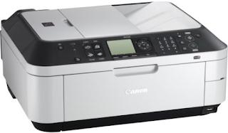Canon Pixma MX350 Télécharger Pilote Gratuit Pour Windows et Mac