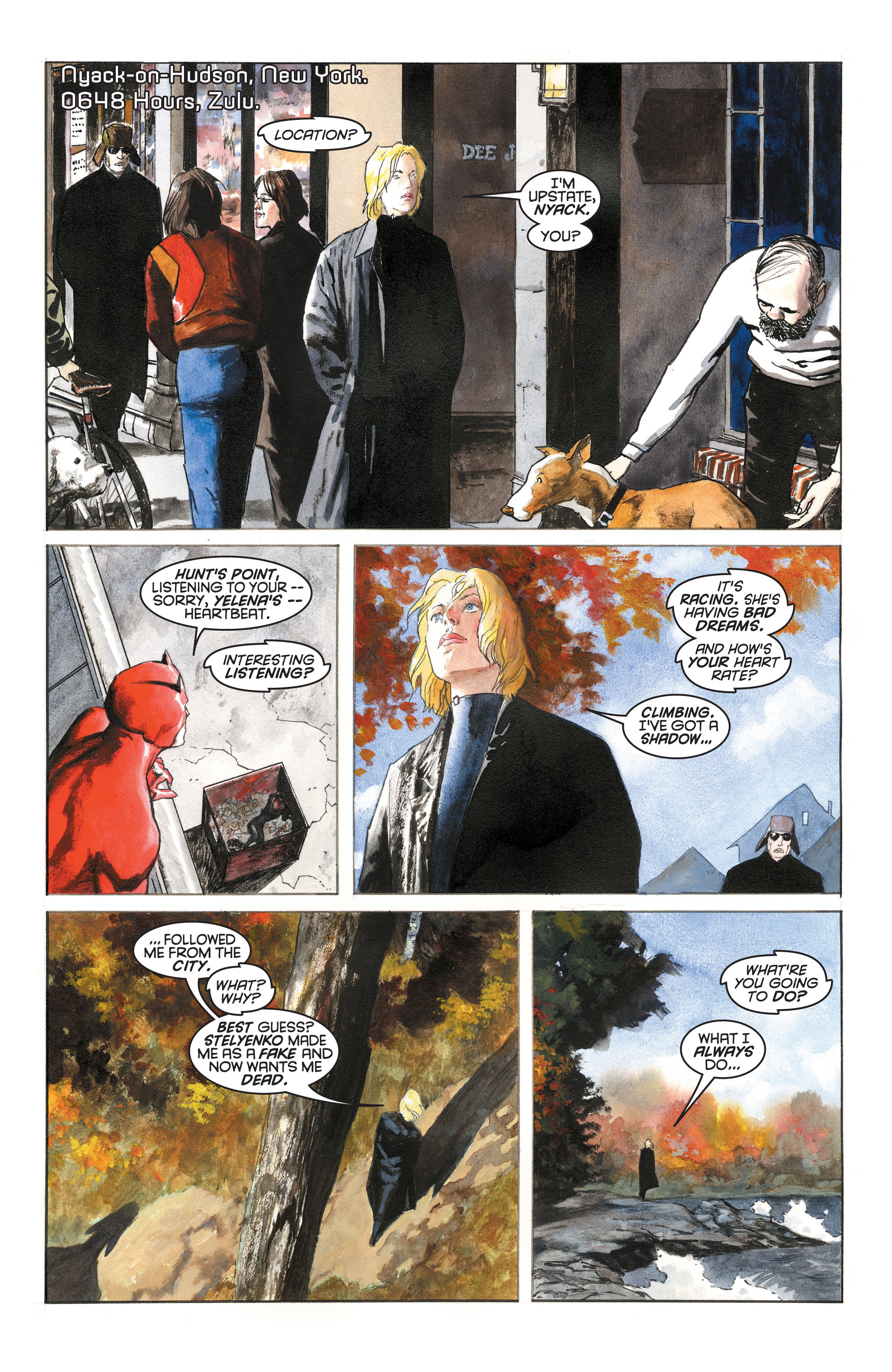 Black Widow (2001) 3 Page 2