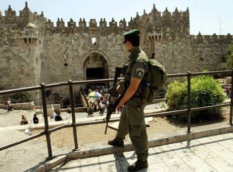Israel planea restringir acceso a lugares sagrados en Jerusalén