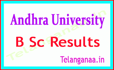 Andhra University B Sc Revaluation Results