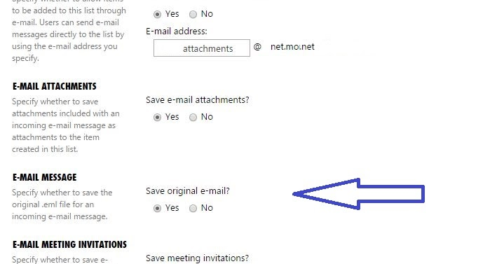 SharePoint 2010/2013: Workflow Invoking on an Email Enabled List   SharePoint Daily News