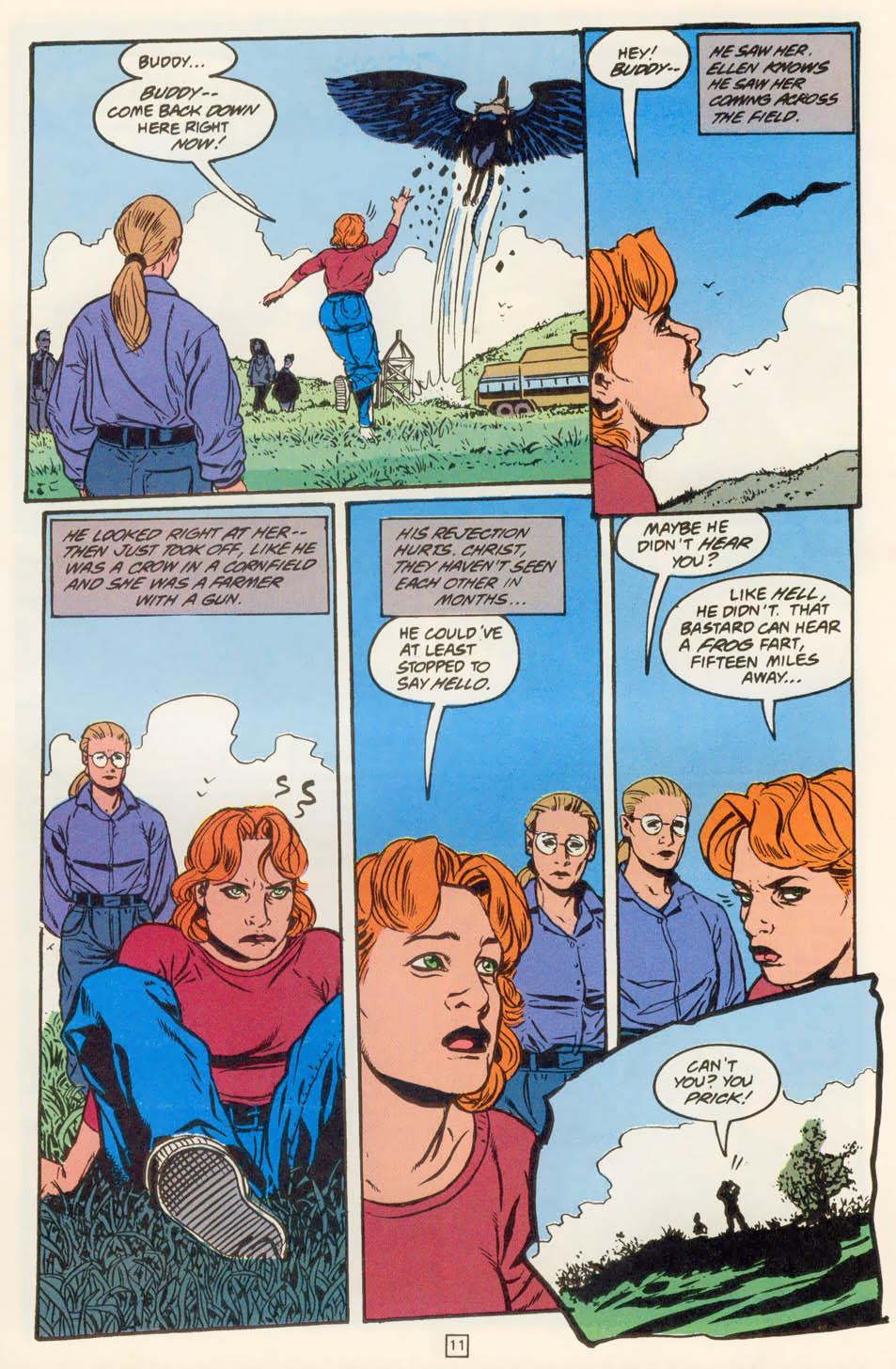 Read online Animal Man (1988) comic -  Issue #78 - 12