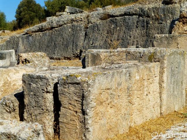 Archaia Ireo Argolide Peloponnèse Grèce