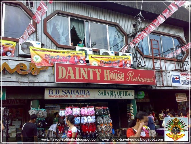 Our Dainty Bread | FLAVOURS OF ILOILO