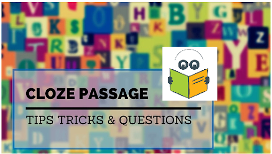 IBPS: Tricks to solve Cloze Test in English Section - UPSC SSC Bank PO Govt. Exams Preparation