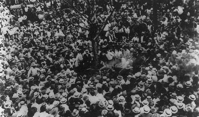 El Horror de Waco. El linchamiento de Jesse Washington