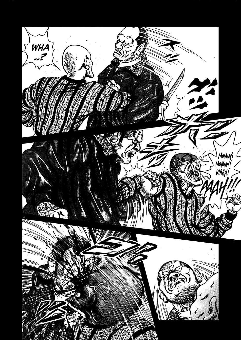 Oyaji chap 13 trang 4