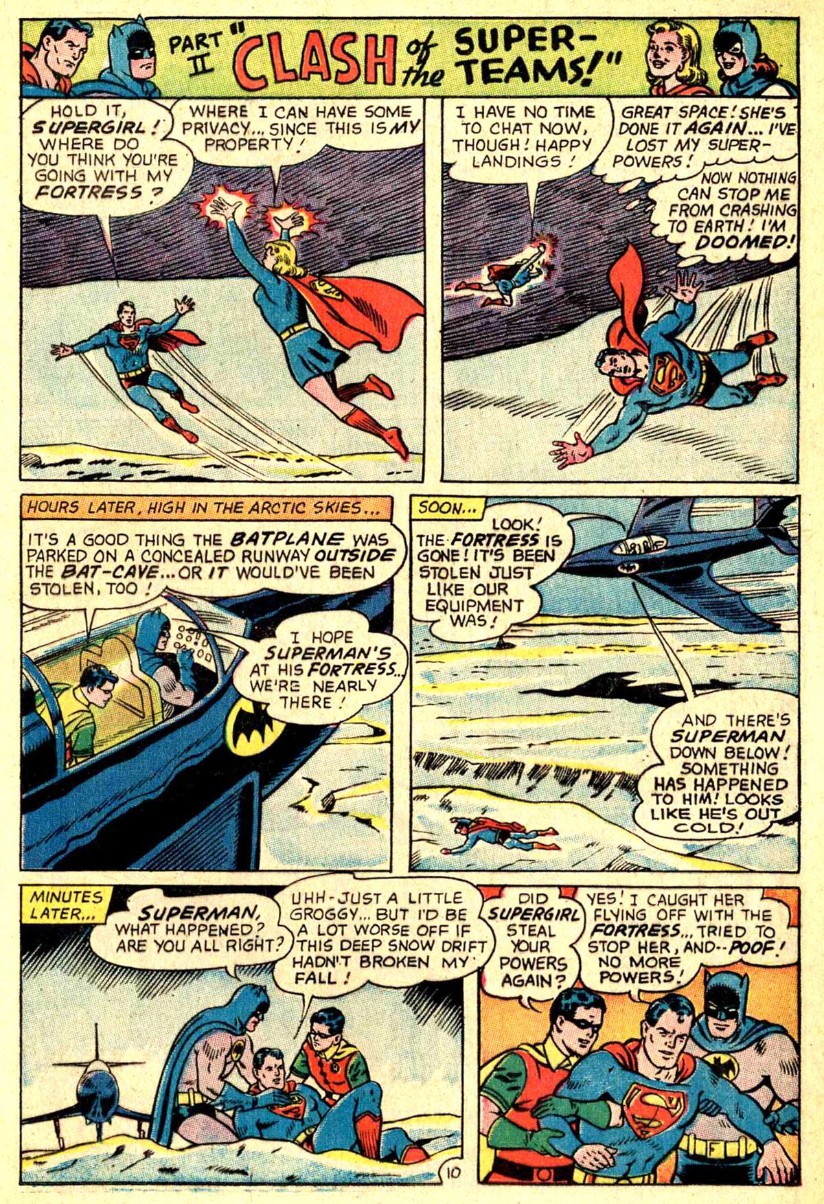 Read online World's Finest Comics comic -  Issue #169 - 13