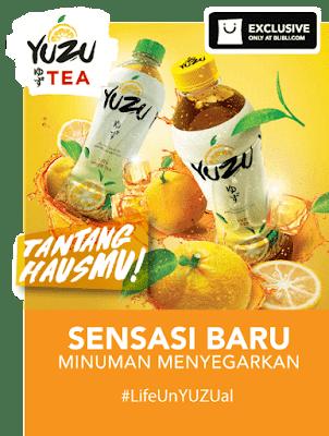 Kandungan Baik Dari Minuman Yuzu Tea