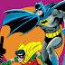 Batman y Robin en la edad de plata.