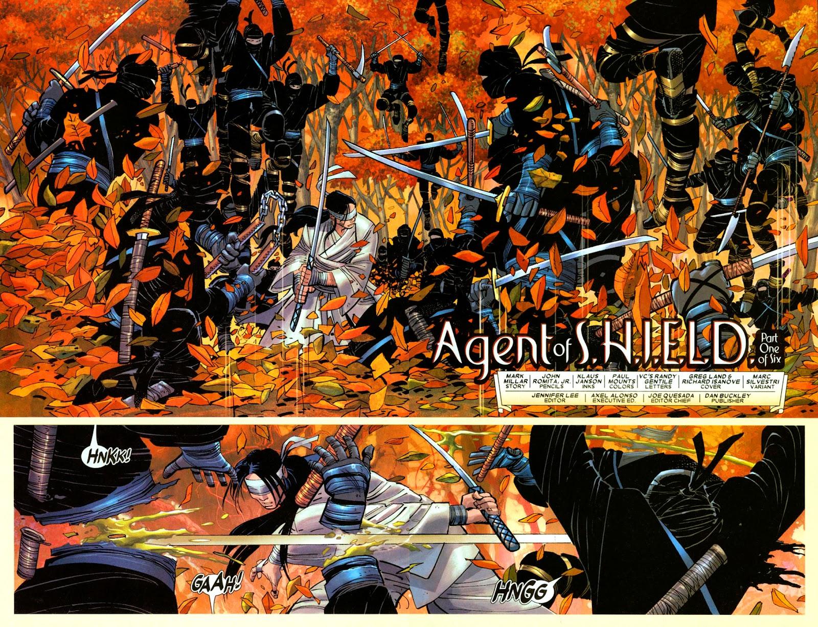 Read online Wolverine (2003) comic -  Issue #26 - 3