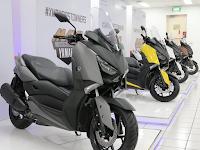 Harga dan Spesifikasi Motor Yamaha XMAX 2017