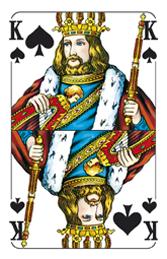König Kartenspiel