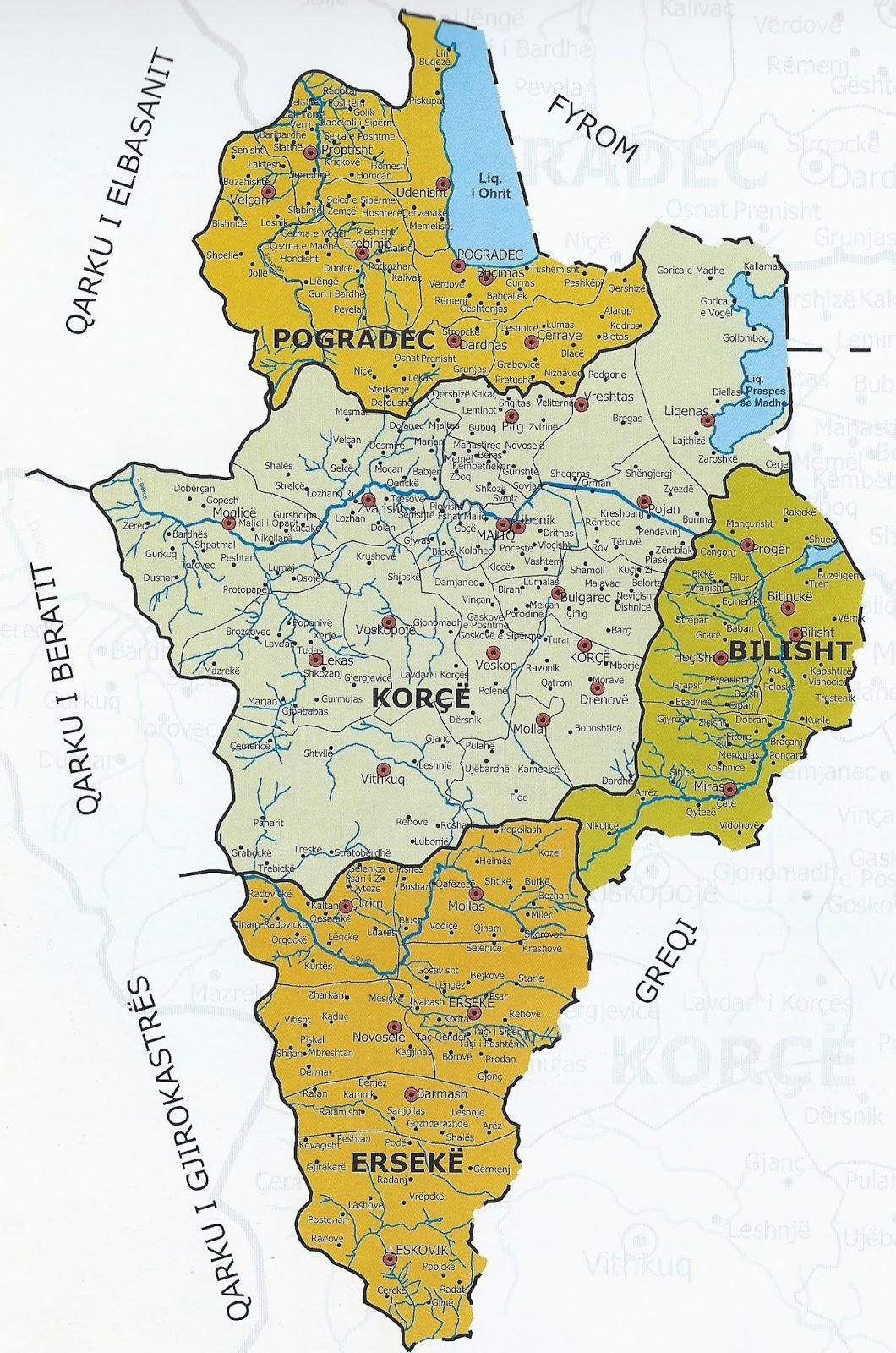 Qarku i Korçës