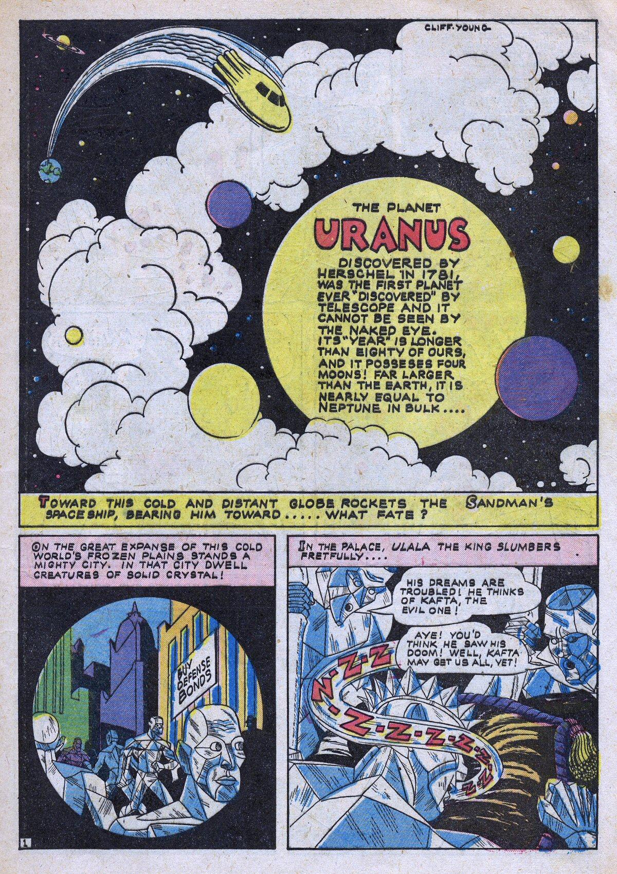 Read online All-Star Comics comic -  Issue #13 - 16