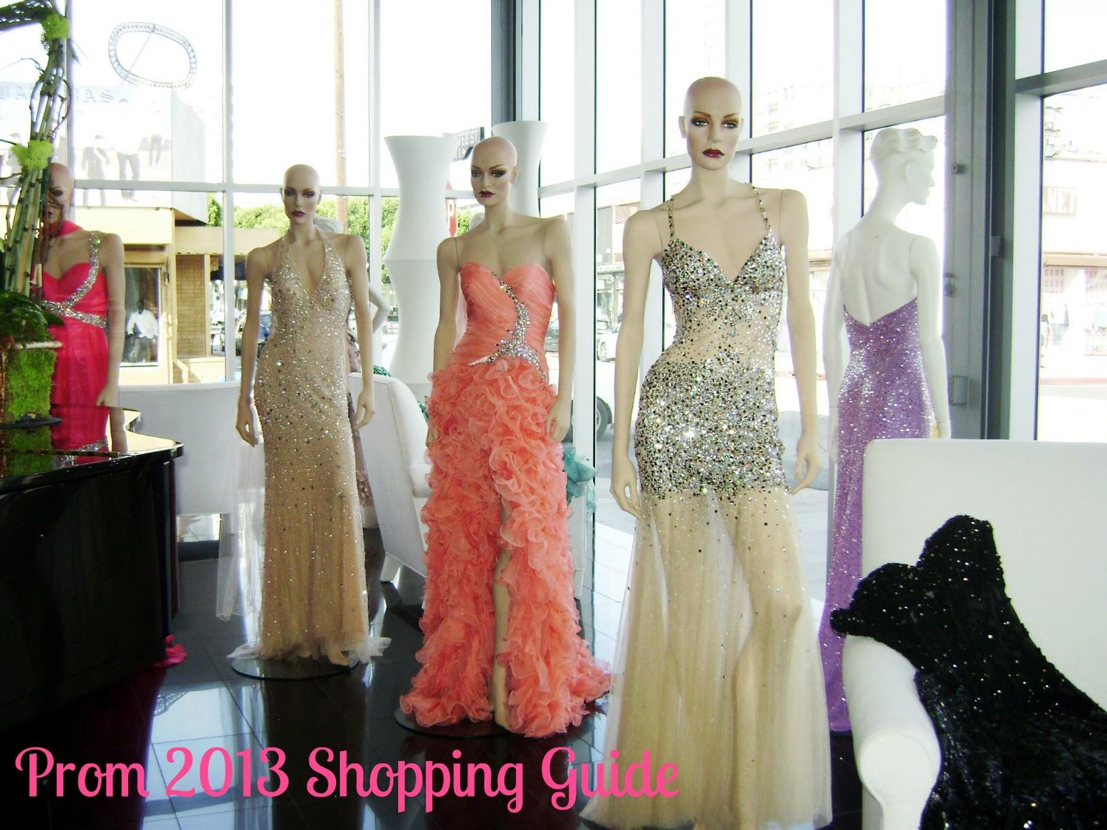 Robes De Mariee: Prom Dresses Garment District Los Angeles
