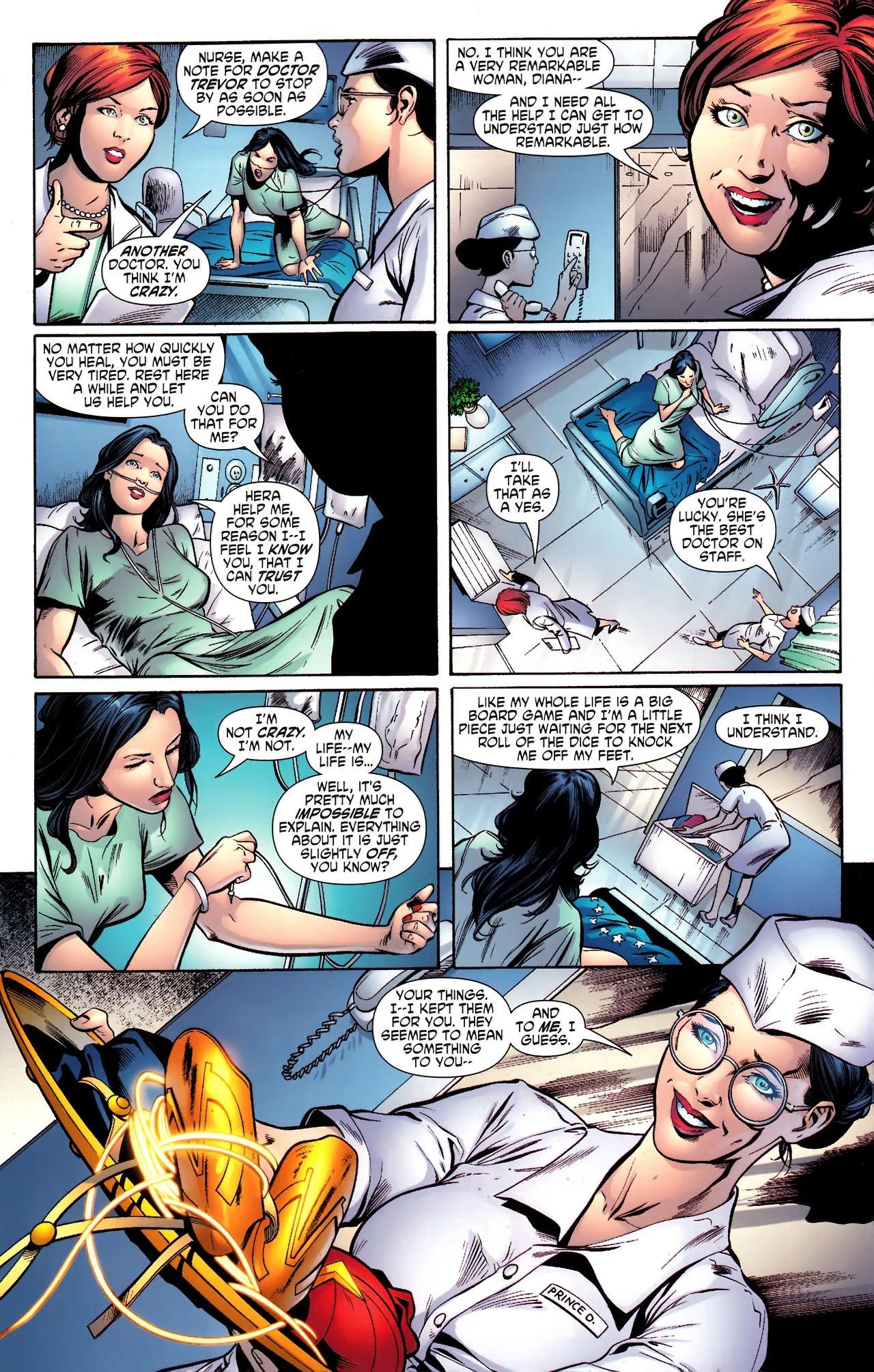 Read online Wonder Woman (2006) comic -  Issue #610 - 6