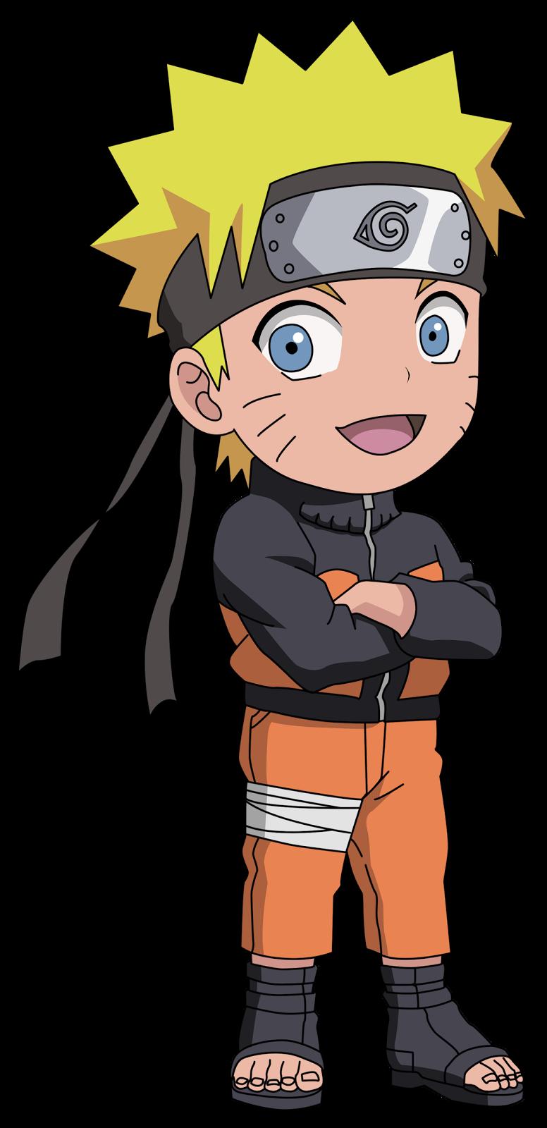 Gambar Lucu Kartun Naruto