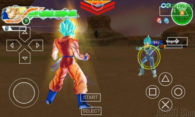 dragon ball z tag team mod download