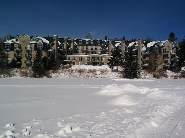 Hotel Le Chantecler Quebec
