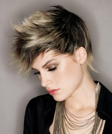 el pelo corto degrafilado lo llevan las mujeressin importar la edadmoda que ya est dando de que hablar aqu las mejores imgenes de cortes de pelo corto