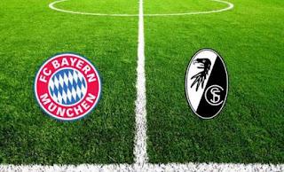 Фрайбург – Бавария смотреть онлайн бесплатно 30 марта 2019 прямая трансляция в 17:30 МСК.