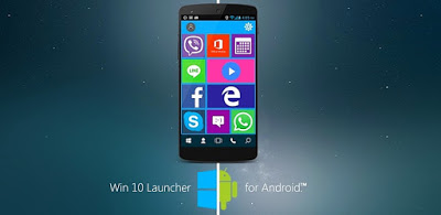 تحميل Win 10 Launcher Pro النسخة المدفوعة