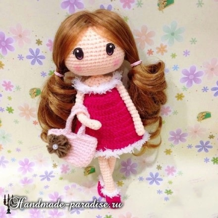 15+ Free Crocheted Doll Patterns • Free Crochet Tutorials | 440x440