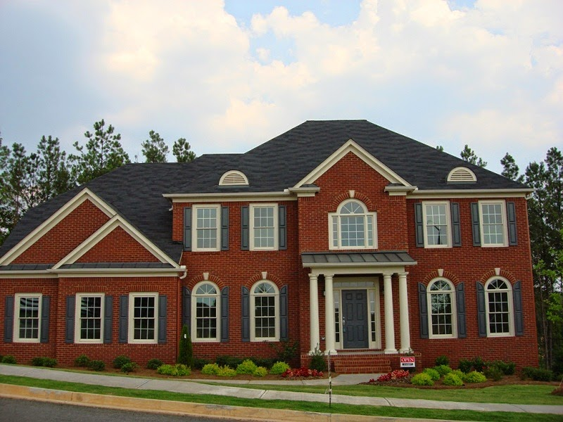 Red Brick House Paint Colors