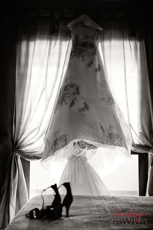 vestito sposa matrimonio Savona