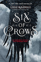"Livre ""Six of crows"""