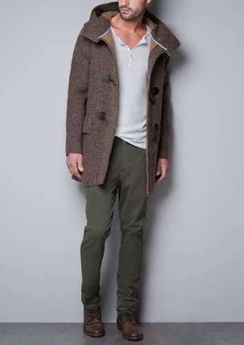 c8f1df09f0b3a1 Frankielealtre: Collezione Zara uomo autunno inverno 2012-2013: dal ...