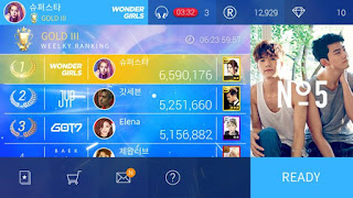 SuperStar JYPNATION v1.0.4 Apk Terbaru
