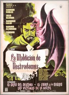 La Maldicion de Nostradamus – DVDRIP LATINO