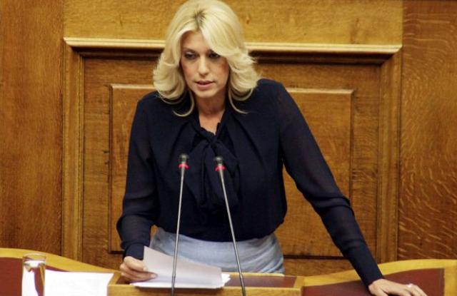 ΑΝΝΑ ΚΑΡΑΜΑΝΛΗ: ΠΡΟΕΙΔΟΙΗΣΑΜΕ  ΕΓΚΑΙΡΑ ΓΙΑ ΤΙΣ ΚΑΤΑΣΤΡΟΦΙΚΕΣ ΣΥΝΕΠΕΙΕΣ ΕΝΟΣ ΠΟΔΟΣΦΑΙΡΙΚΟΥ  grexit