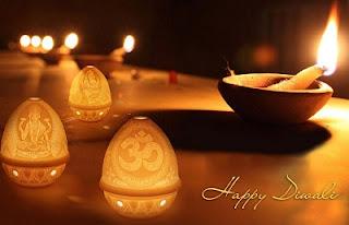 Happy Diwali Lamp Images