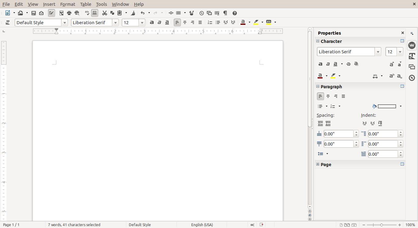LibreOffice 4.2 v.Final Kembali Menghadirkan Tampilan dan Fitur Yang Lebih Menggemaskan!