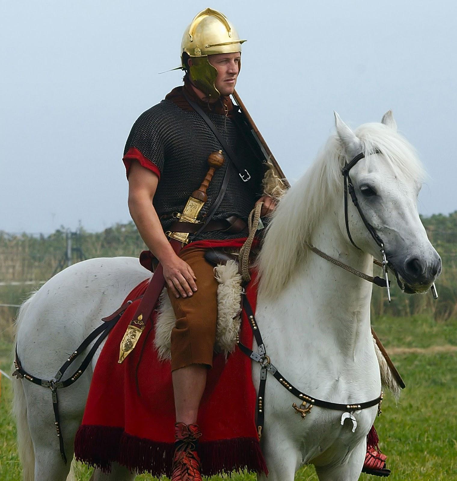 Byzantine Military Roman And Byzantine Cavalry