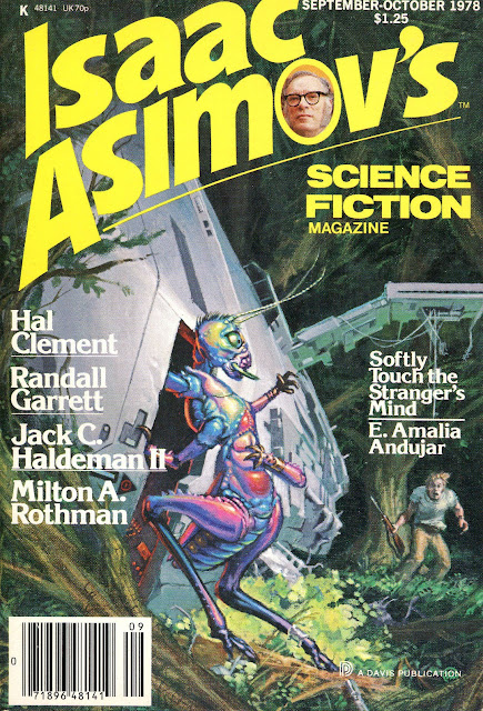 Resultado de imagen de Isaac Asimov's Science Fiction Magazine