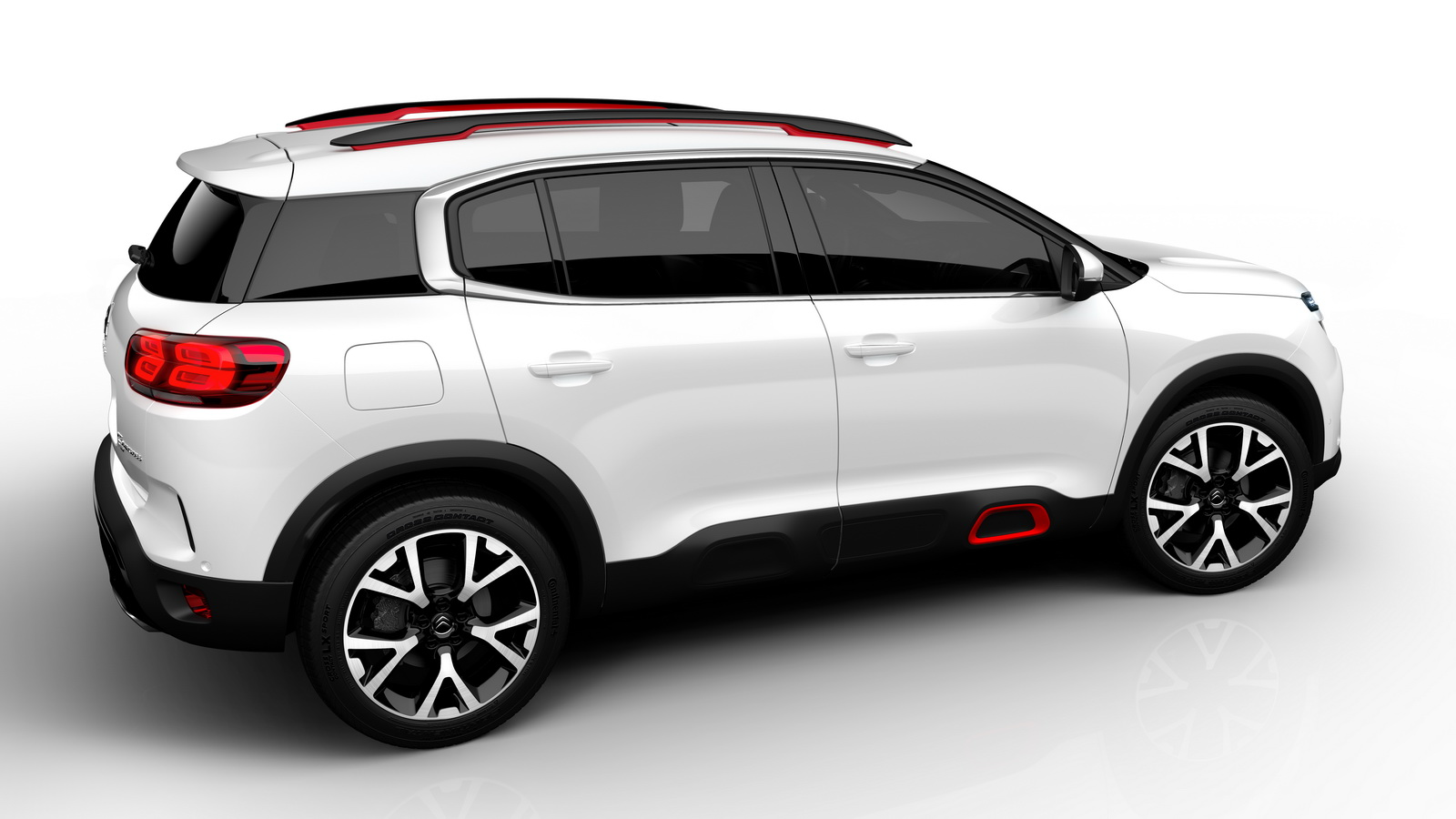 2018 Citroen C5 Aircross Officially Revealed, Gets ...
