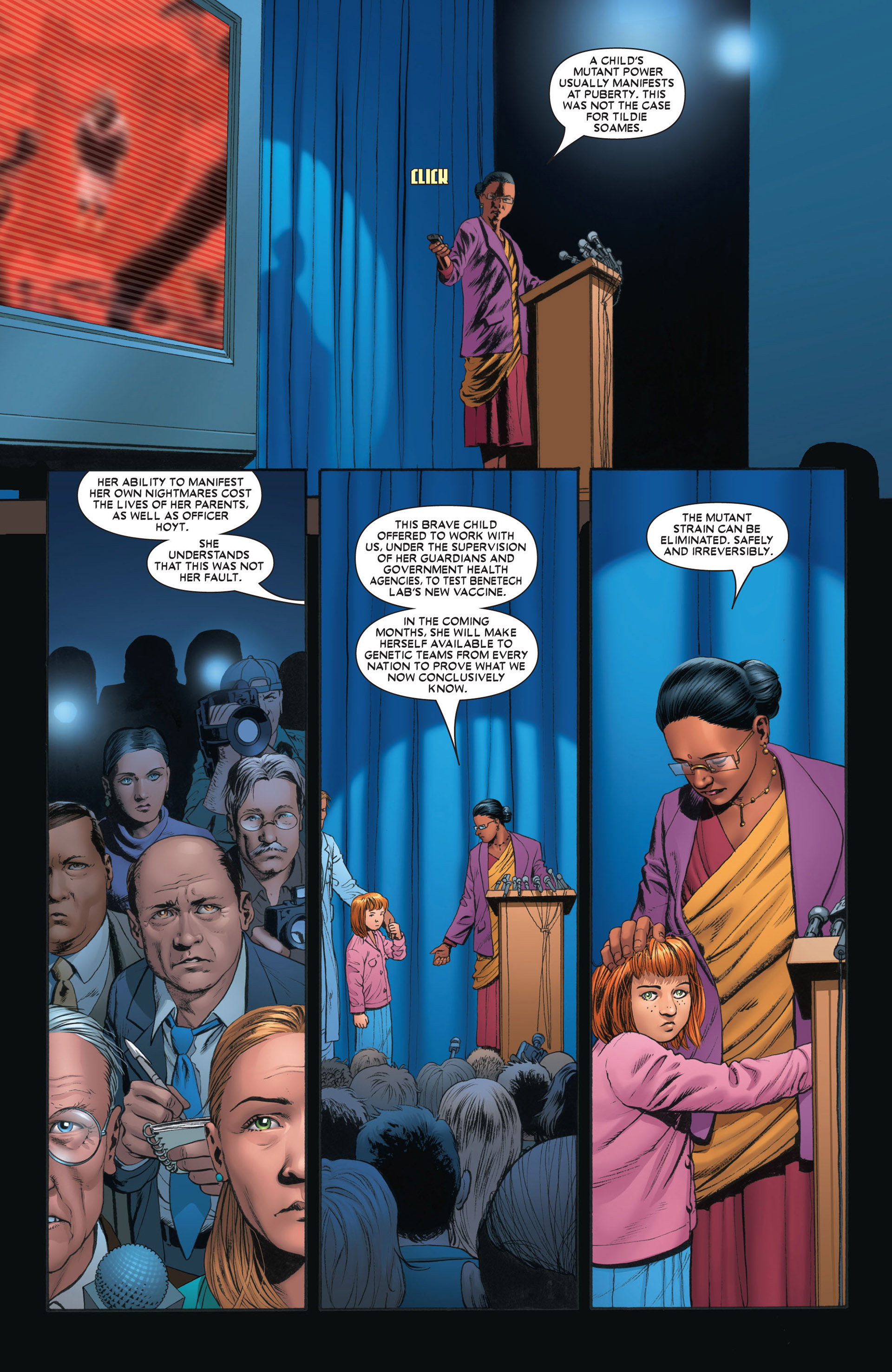 Astonishing X-Men (2004) issue 2 - Page 3