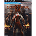 God of War 2 Hd para PS3 mídia digital via PSN