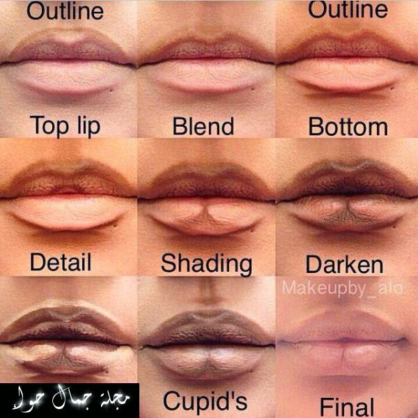 بالصور: حيل بسيطة وفعالة لتحصلى على شفاه ممتلئة بالمكياج fuller lip by makeup - شفاه ممتلئة - شفاه مكتنزة - شفاه مثيرة - شفاه منفوخة - كيف تحصلين على شفاه ممتلئة - كيف تحصلين على شفاه منتفخة - كيفية الحصول على شفاه جذابة - كيفية الحصول على شفاه ممتلئة - كيفية الحصول على شفاه مثيرة - كيفية الحصول على شفاه مكتنزة - كيفية الحصول على شفاه ممتلئة - كيف أحصل على شفاه ممتلئة - - كيف أحصل على شفاه مكتنزة - كيف أحصل على شفاه مثيرة - الحصول على شفاه ممتلئة وجذابة - للحصول على شفاه ممتلئة - للحصول على شفاه مثيرة .