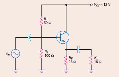 Emitter follower circuit