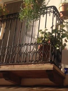 balcones, Beceite, Beseit