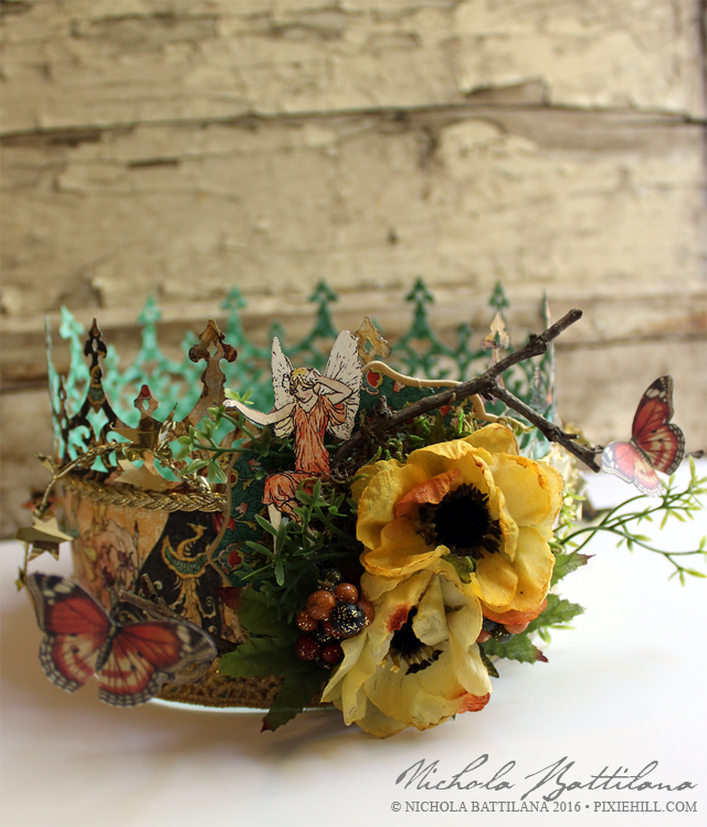Fairy Tale Projects with G45's Enchanted Forest - Nichola Battilana