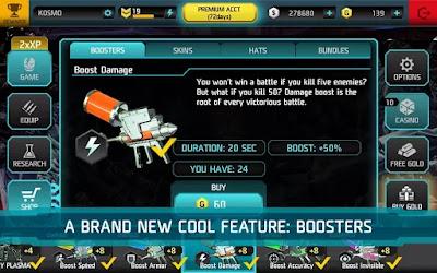 SHADOWGUNS DeadZone MOD Full Unlocked Unlimited Money v2.7.0 Apk Premium Free Download
