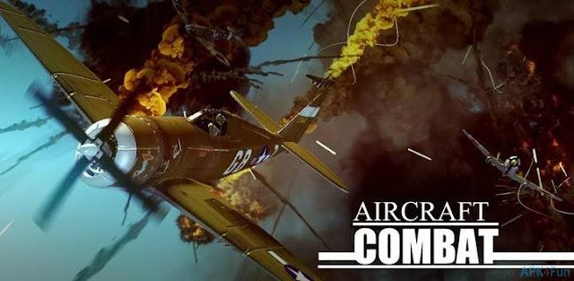Game Pesawat Tempur Android Aircraft Combat 1942